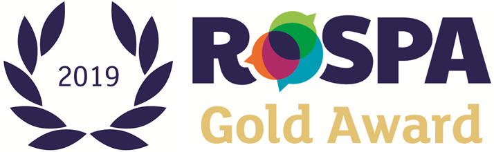 Halsall Construction Awarded RoSPA's Gold Award 3rd Consecutive Year